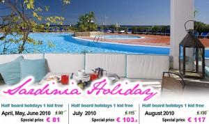 Cheap beach hotels Sardinia