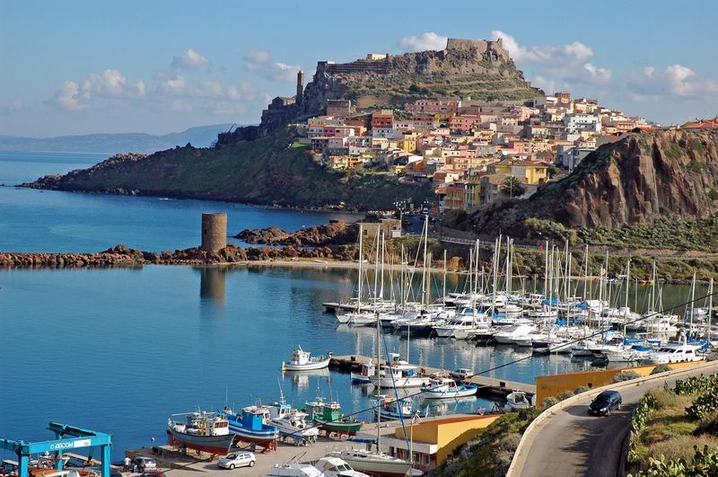 Castelsardo Italy  City new picture : Castelsardo is a city located northeast of Sassari , on the promontory ...